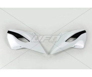 Convogliatorii UFO (vari colori) per HUSQVARNA CR 125 09-13 – TC 250 09-13 – TE 250 /I.E./R 09-13 – WR 125 09-13