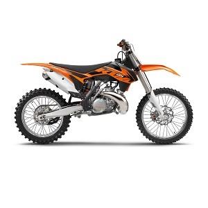 250 EXC/SX